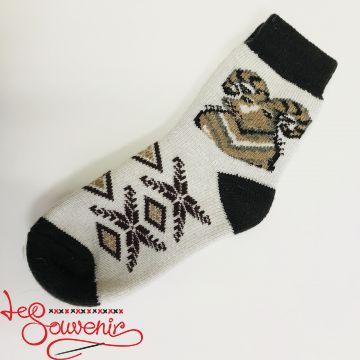 Чоловічі в'язані шкарпетки ISV-1208