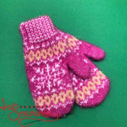 Children's Mittens ISV-1218
