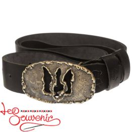 Leather Belt Trident IRM-1010