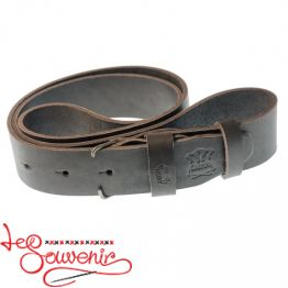Leather Belt Hutsul Sun IRM-1021