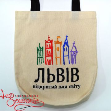 Bag Lviv Open to the World ISM-1003