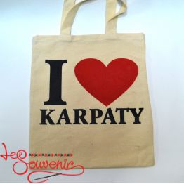Bag I Love Carpathians ISM-1008
