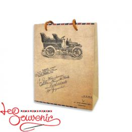 Bag 23*18*8 Retro car ISM-1019