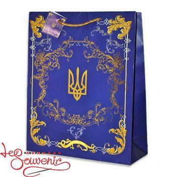 Пакет 32*26*10 Украинский ISM-1022