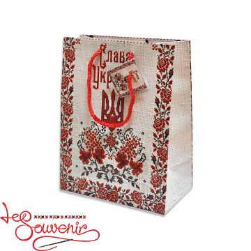 Package Glory to Ukraine 32*26*10 ISM-1027