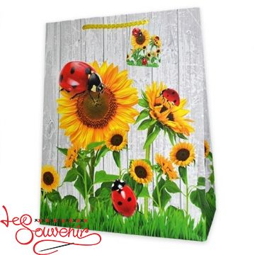 Package Sun on sunflower 32*26*12,5 ISM-1053