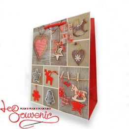 Package Festive decor 32*26*12,5 ISM-1089