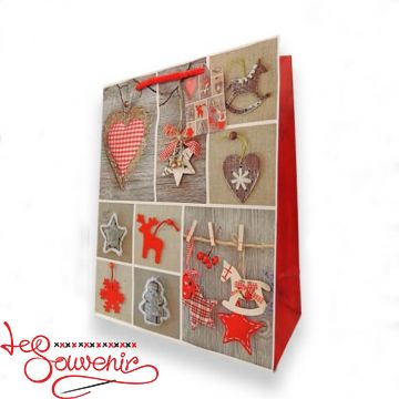 Package Festive decor 42*32*11,5 ISM-1090