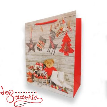Package Festive cosiness 32*26*12,5 ISM-1091