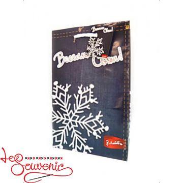 Пакет 35*22*10 Новогодний ISM-1099