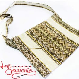 Woven Brown bag AVS-1001