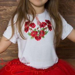 T-Shirt Rich Poppy DVF-1026