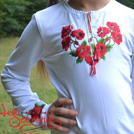 T-Shirt Rich Poppy DVF-1033