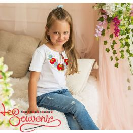 T-Shirt Poppy's Beauty DVF-1042