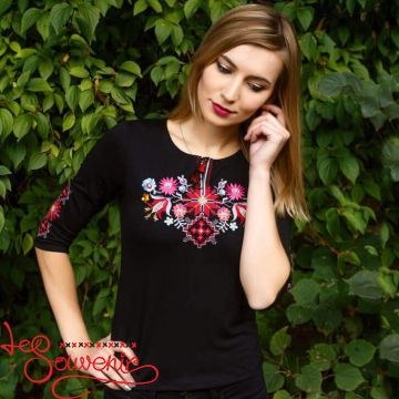 T-shirt Pink Forest Song ZVF-1016