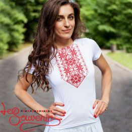 T-shirt Red Podolyanka ZVF-1025