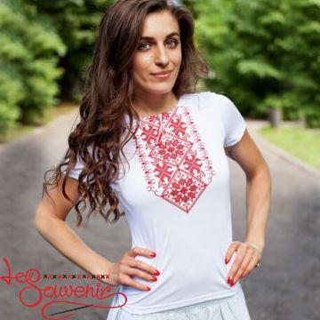 T-shirt Red Podolyanka ZVF-1025
