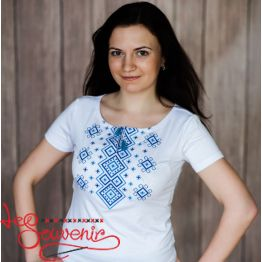 T-shirt Carpathian Ornament ZVF-1032