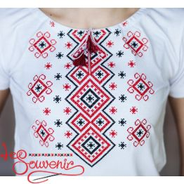 T-shirt Carpathian Ornament ZVF-1047