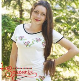 Tunic-patent Apple Flowers ZVF-1054