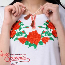 T-shirt Rose ZVF-1064