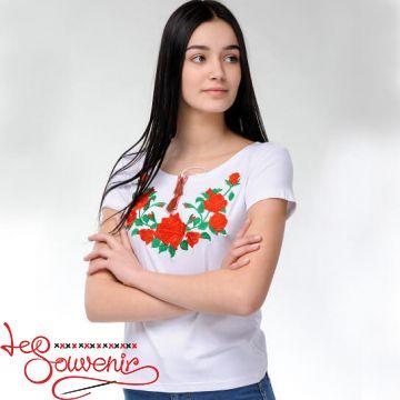 Футболка Троянда ZVF-1064
