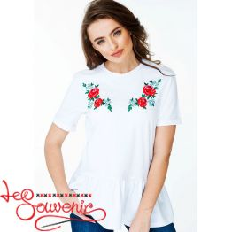 Tunic Floral Composition ZVF-1084