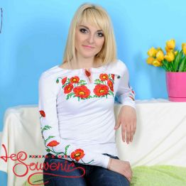 T-shirt Big Poppy ZVF-1092