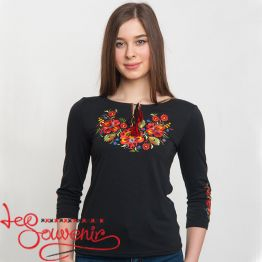 Floral T-shirt ZVF-1103