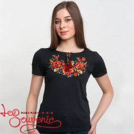 Floral T-shirt ZVF-1108