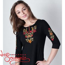 Tunic Autumn Flowers ZVF-1150