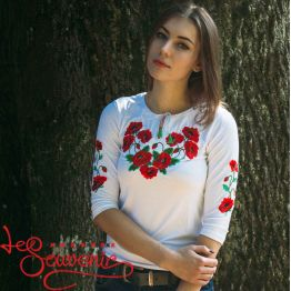 T-shirt Rich Poppy ZVF-1154