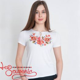 Floral T-shirt ZVF-1167