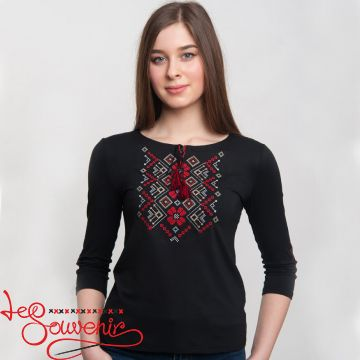 T-shirt Red Ornament ZVF-1172