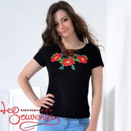 T-shirt Poppy Necklace ZVF-1175