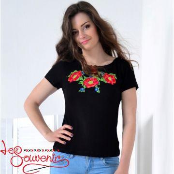 T-shirt Poppy Necklace ZVF-1175