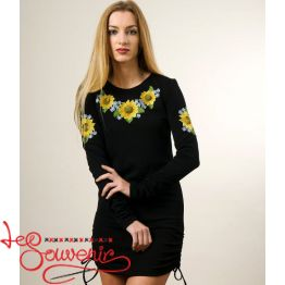 Tunic Sunflowers ZVF-1182