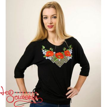 T-shirt Miracle Poppies ZVF-1191