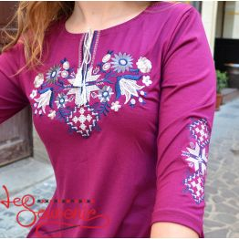 Tunic Violet Forest Song  ZVF-1207