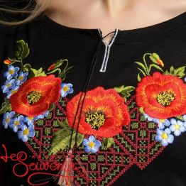 T-shirt Miracle Poppies ZVF-1216