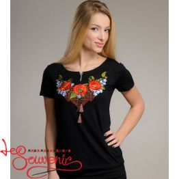 T-shirt Miracle Poppies ZVF-1216