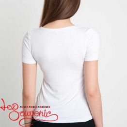 T-shirt Poppy chamomile ZVF-1224