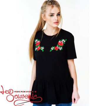 Tunic Floral Composition ZVF-1228