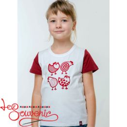 Children's T-shirt Сhicks FPC-1002