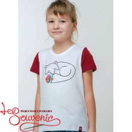 Children's T-shirt Fox FPC-1003