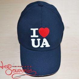 Кепка I love UA PK-1003