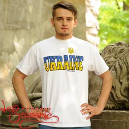 T-Shirt Ukraine PFD-1029
