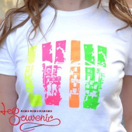 T-Shirt Lviv Neon PFD-1072