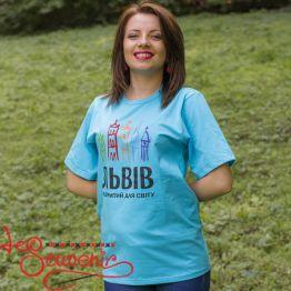 T-Shirt Lviv Open to the World PFD-1077