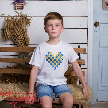 T-Shirt Gold Heart PFС-1001